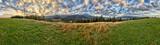 Tatra Mountains - Panorama with view on Giewont - Zakopane