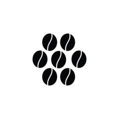 Coffee dring icon vector logo illustration