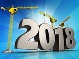 3d steel 2018 sign - 177079648