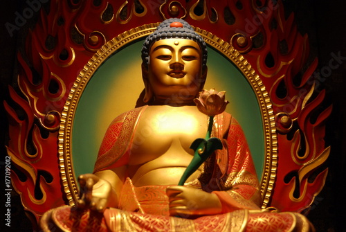 Bouddha Poster