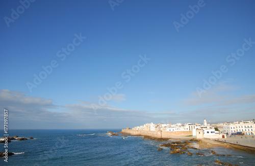 Papiers peints Maroc Ville côtière