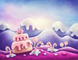 Fantasy sweet land - 177107463