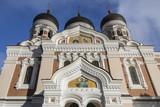 Alexander Nevsky Cathedral - Tallinn - Estonia poster