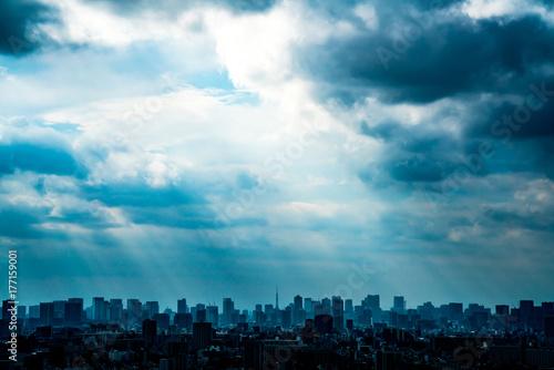 東京風景 Poster