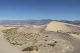 Mesquite Flat Sand Dunes in Death Valley - 177162241