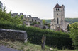 View of Saint-Cirq-Lapopie, one of the most beautiful villages in France