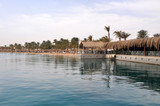 Beach hotels on the Egyptian Red sea, Hurghada - 177173632