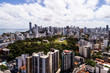 Quadro Aerial View of Salvador Skyline, Bahia, Brazil
