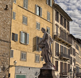Florence. City landscape. places of Interest. Attractions. - 177179848