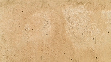 Brown dirty grungy concrete floor for texture background