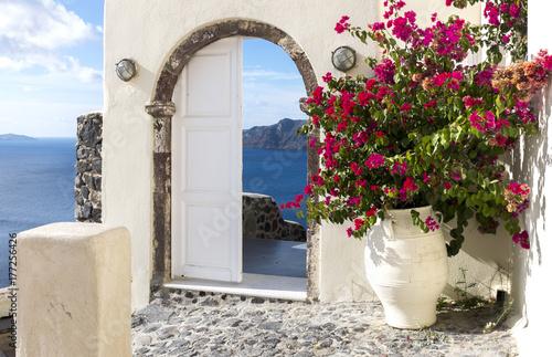 Santorini Greece © Charlotte