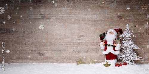 Weihnachts Hintergrund Poster