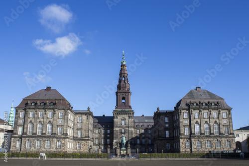 Palazzo di Christiansborg Poster