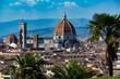Quadro The Duomo, Florence, Italy.