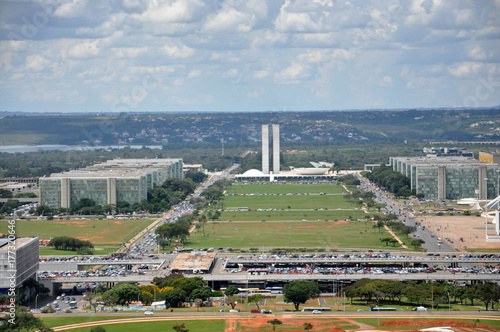Papiers peints Paris Brasília National Congress