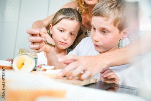 mode de vie, cuisine, famille
