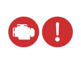 alarm motor symbol - 177352674