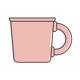cup or mug icon image vector illustration design  - 177366477
