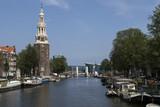 Montelbaanstoren - Amsterdam - Netherlands poster