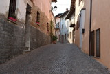 Fototapety Street of Manno