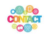 CONTACT Concept Symbols - 177423695