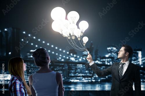 Imagination concept - 177438290