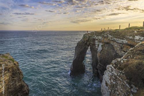 Playa de Las Catedrales, Galicia, Northern Spain