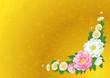 和風の花束