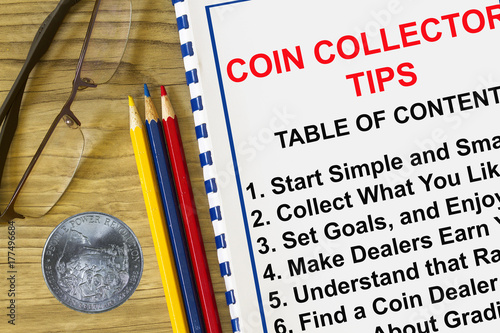 Poster Coin collector tips