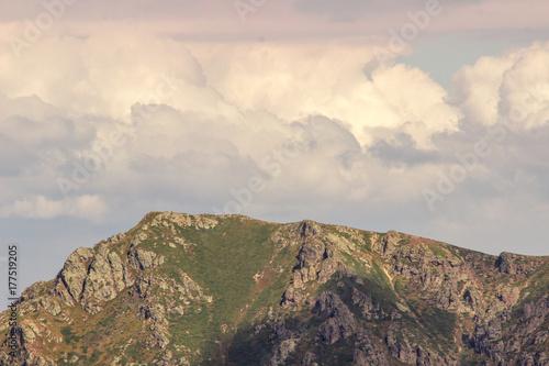 Foto op Plexiglas Beige Stara planina mountain, Central Balkan National park, Bulgaria