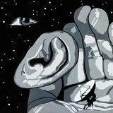 Listening for alien worlds