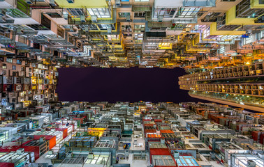 Living in Hong Kong
