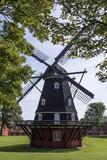 Windmill in the Kastellet - Copenhagen - Denmark poster