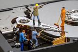 Repair Hard Drive - 177646052