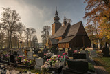 Kościół św. Marcina Pszczyna Ćwiklice, pow. pszczyński, woj. śląskie, Polska - 177683212
