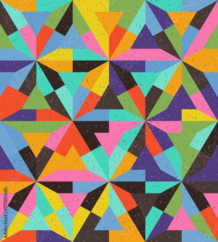 Materiał do szycia Abstrakcja bezszwowe wzór w stylu grunge. Małe cząstki.