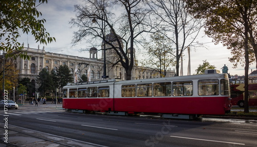Foto op Plexiglas Wenen Vienna, Austria.