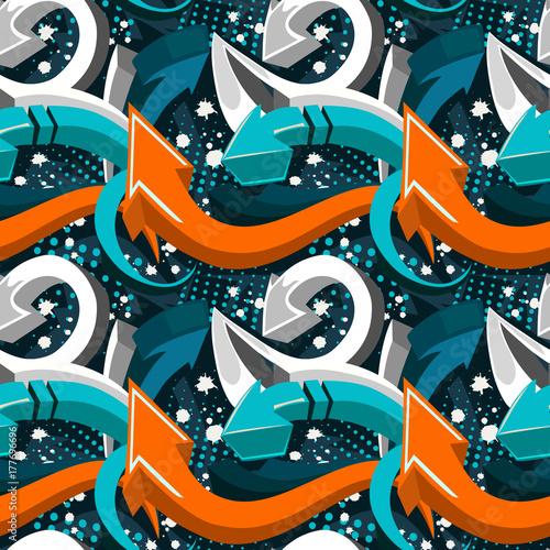 tlo,-kolorowe-strzalki-i-linie,-wzor-tapety