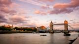 Tower bridge, London, UK - 177703437