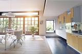 modern kitchen interior - 177713419