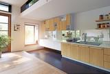 modern kitchen interior - 177713420