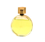Bottle for perfume on a white background - 177713434