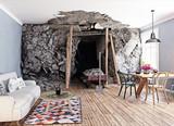 the mine interior - 177713455
