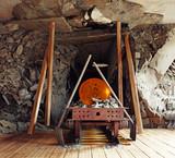 the Bitcoin mine interior - 177713468