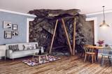 destroing interior - 177713471