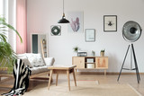Light, delicate interior - 177734642