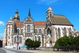 St. Elizabeth Cathedral, Kosice, Slovakia