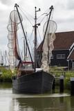 Dutch Fishing Boat - Netherlands poster