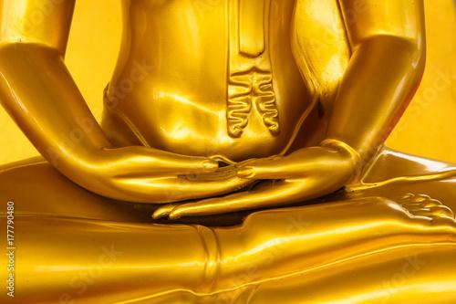 Papiers peints Buddha hand golden buddha