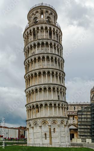 Deurstickers Toscane Leaning Tower, Pisa, Italy